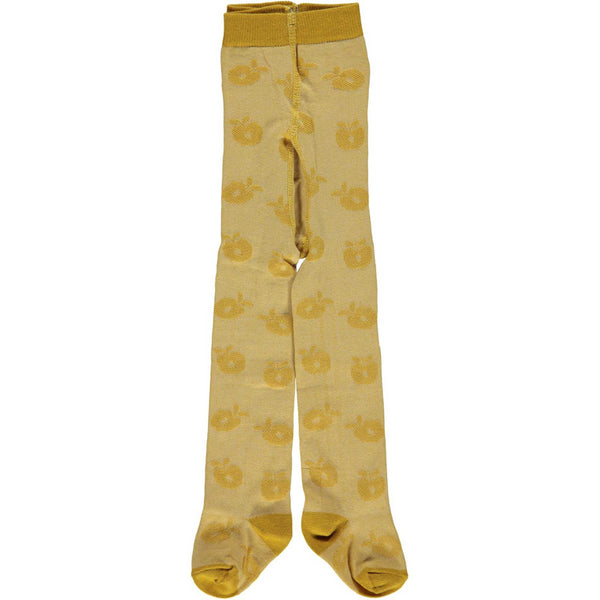 Apple Tights - Ochre