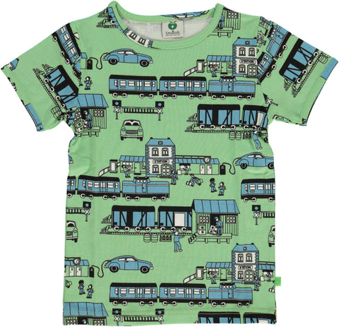 Green Train T-Shirt