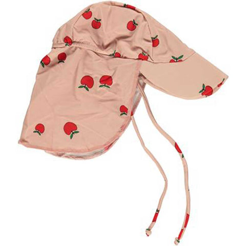 UV50 Pink Mini Apples Swim Hat