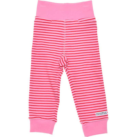 Classic Pink and Red Baby Bottoms