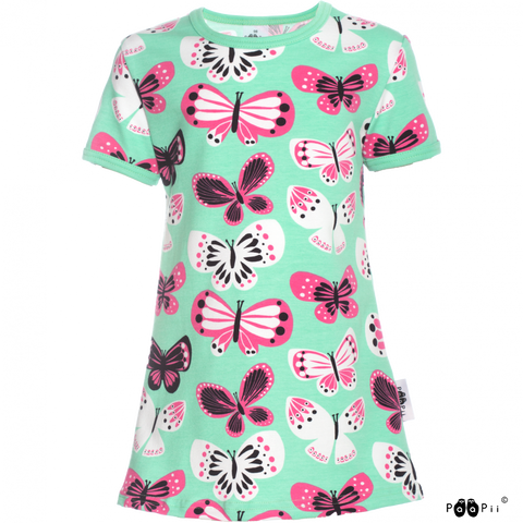 Viola Summer Butterfly Tunic