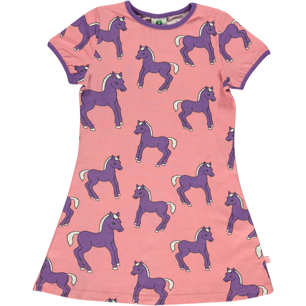 Purple Pony Dress