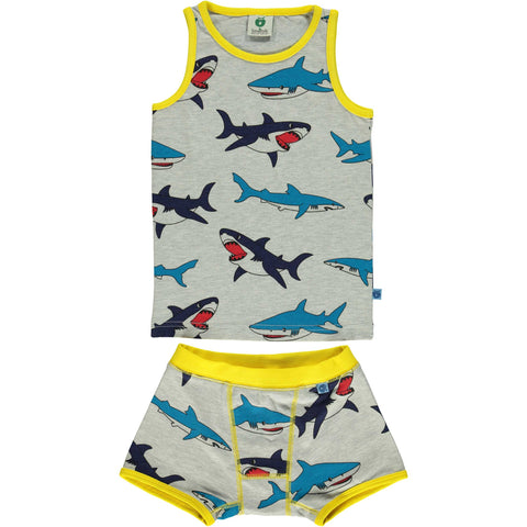 Deep Sea Shark Boxers & Tank