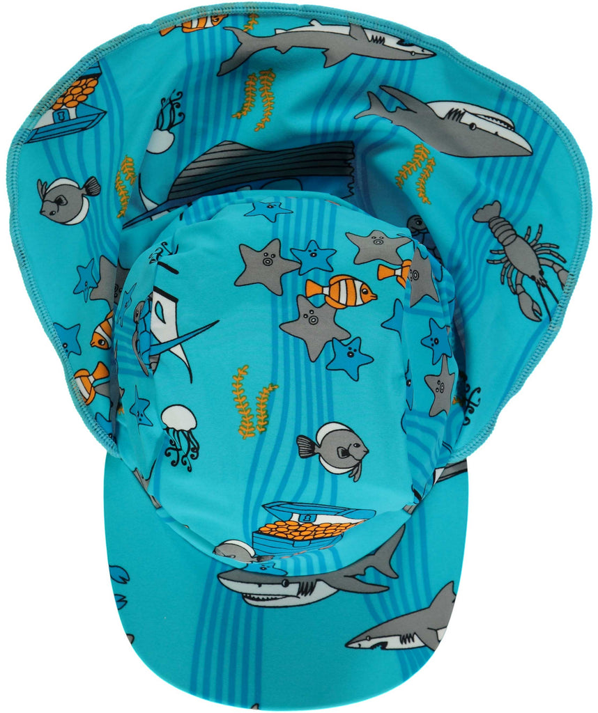 UV50 Sea World Swim Hat