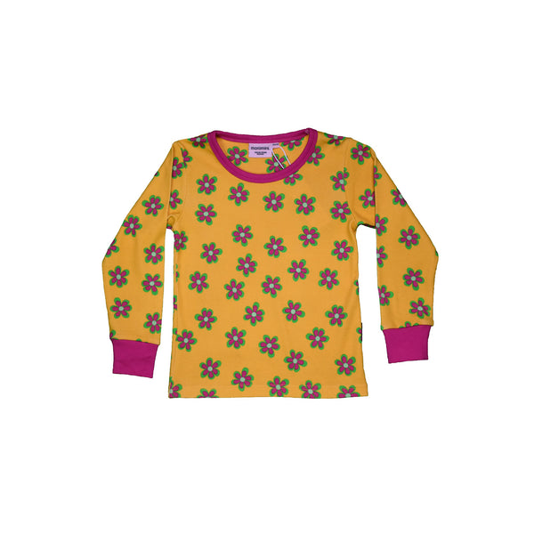 Forest Flowers Long Sleeve Top