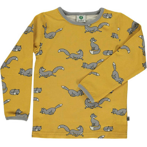 Ochre Fox Shirt