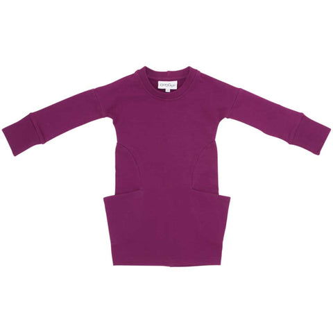Boysenberry Acer Dress