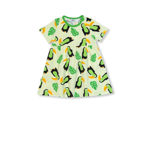 Aloha Toucan Summer Dress