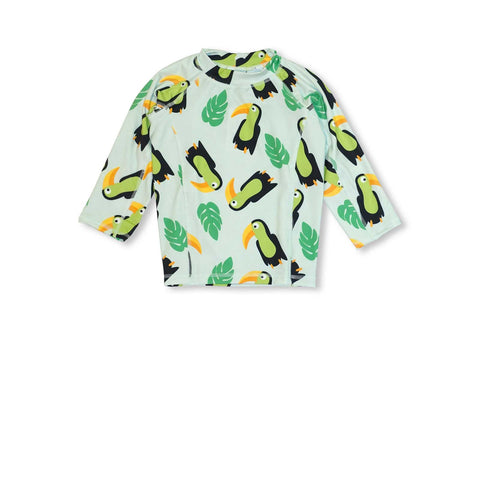 Aloha Toucan Rash Guard