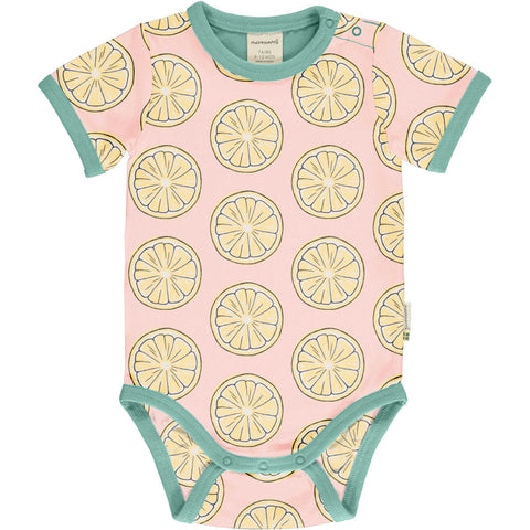 Lemon Short Sleeve Onesie