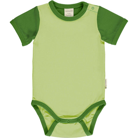 Pine and Pear Short Sleeve Onesie