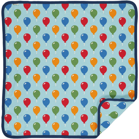 Balloon Baby Blanket