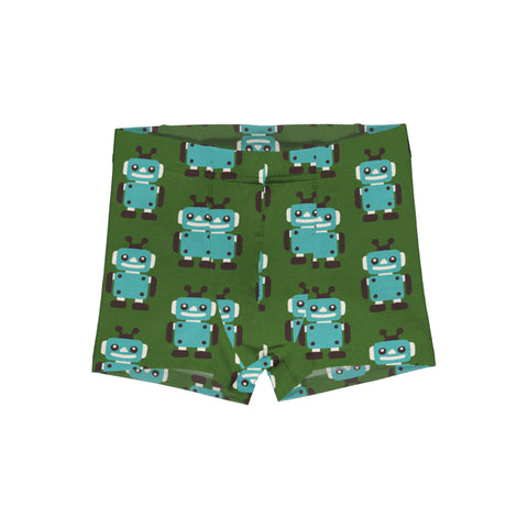 Green Robot Boxers