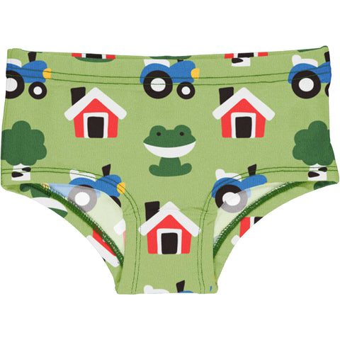 Forest Farm Hipster Briefs