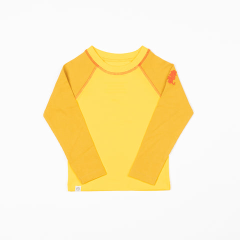 Yellow Leander Shirt