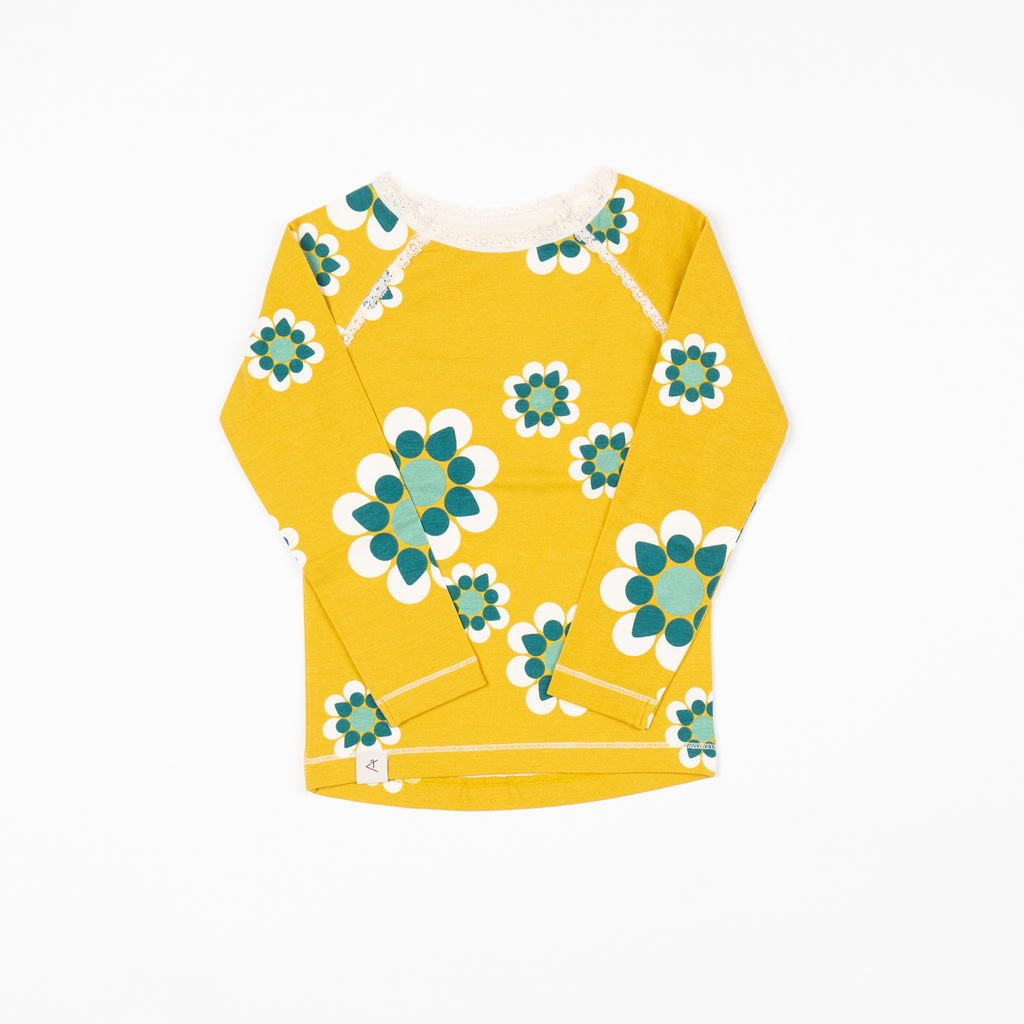 Ghita Menthe Flower Heaven Shirt
