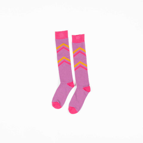 Annie Rainbow Magic Knee Socks