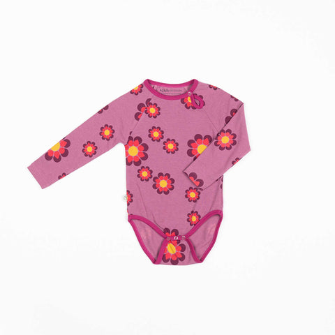 Flower Power Onesie