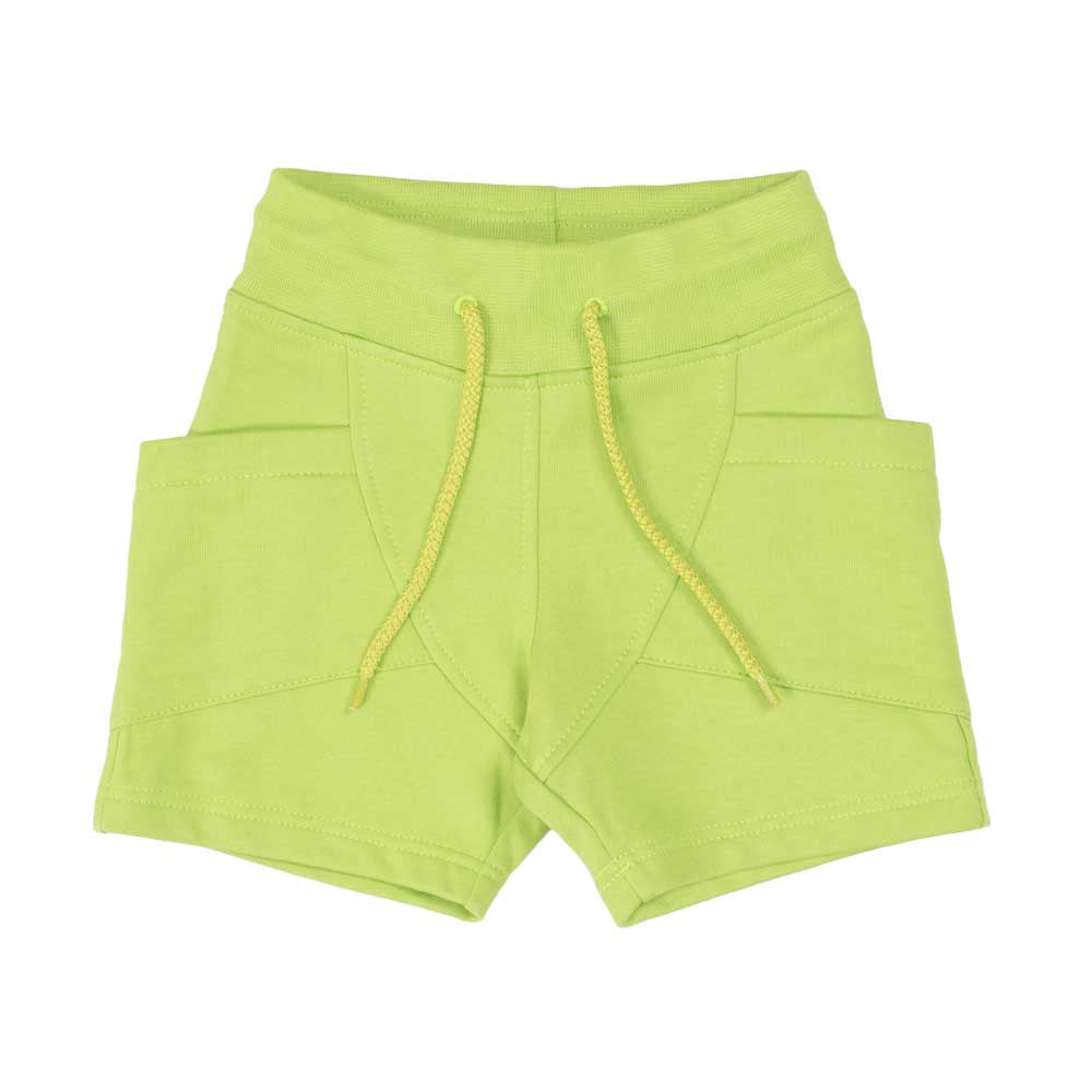 Summer Green College Shorts