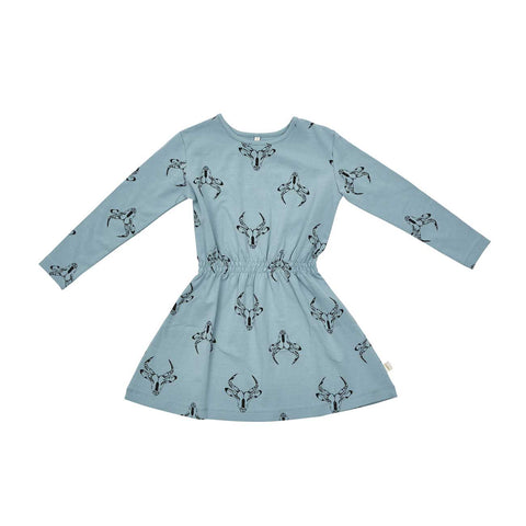 Blue Gasella Dress