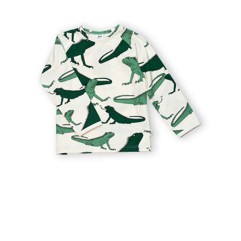 Lizard Long Sleeve Shirt