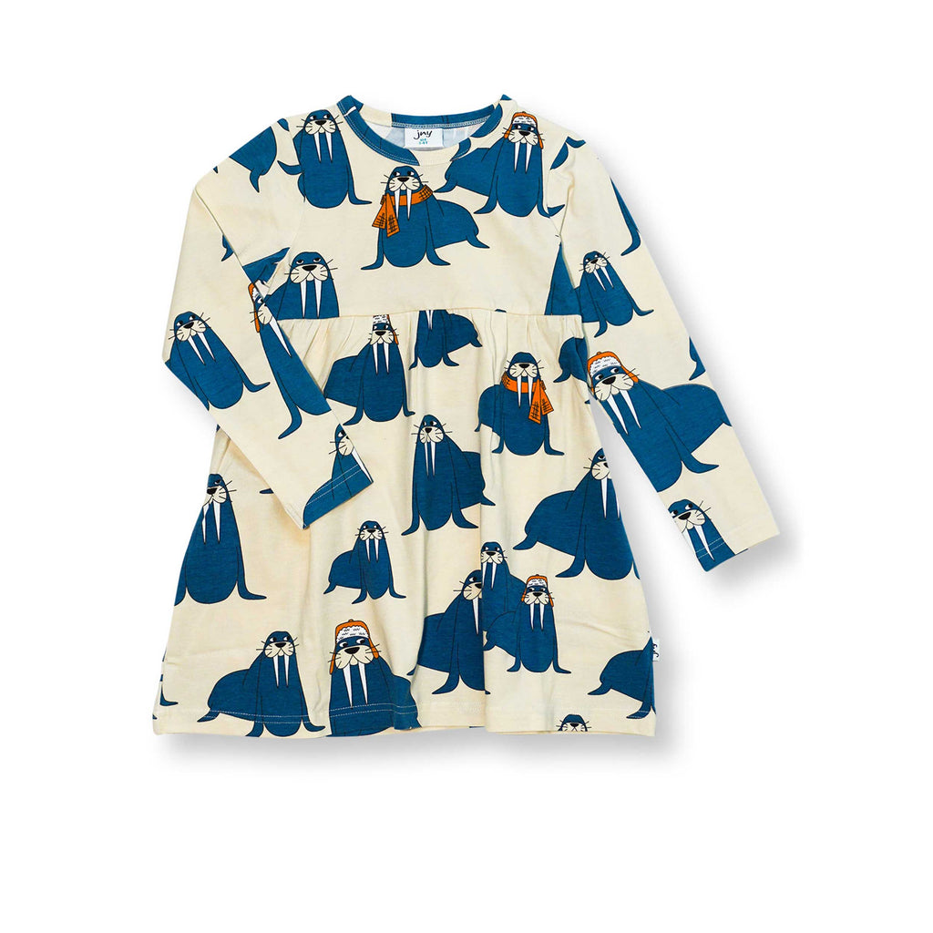 Oscar Walrus Dress