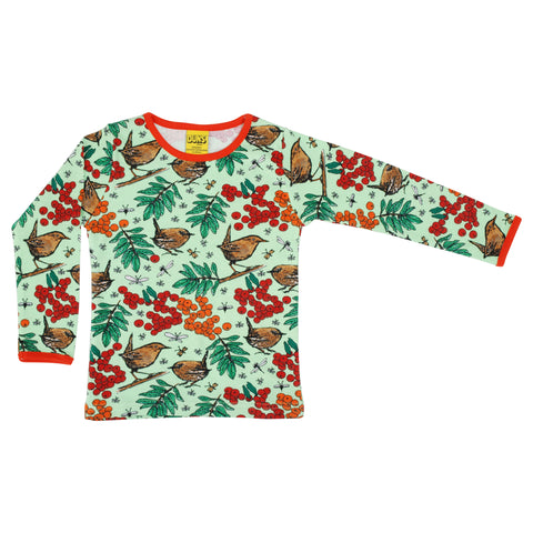 Mint Rowanberry Shirt