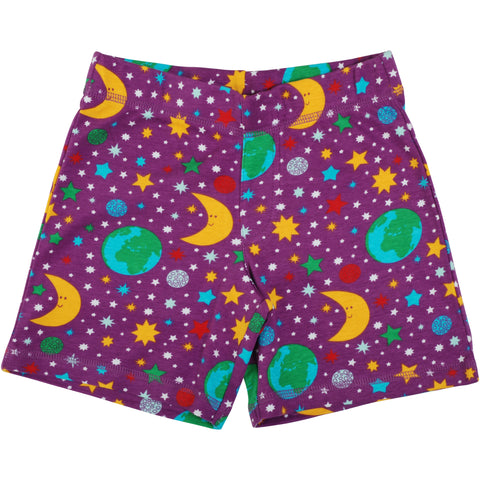 Violet Mother Earth Shorts