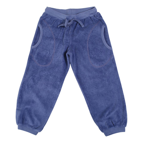 Twilight Purple Terry Pants
