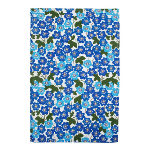 Hepatica Nobilis Kitchen Towel