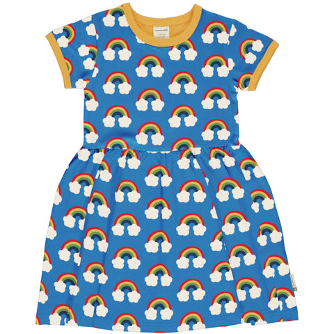 Rainbow Twirly Dress