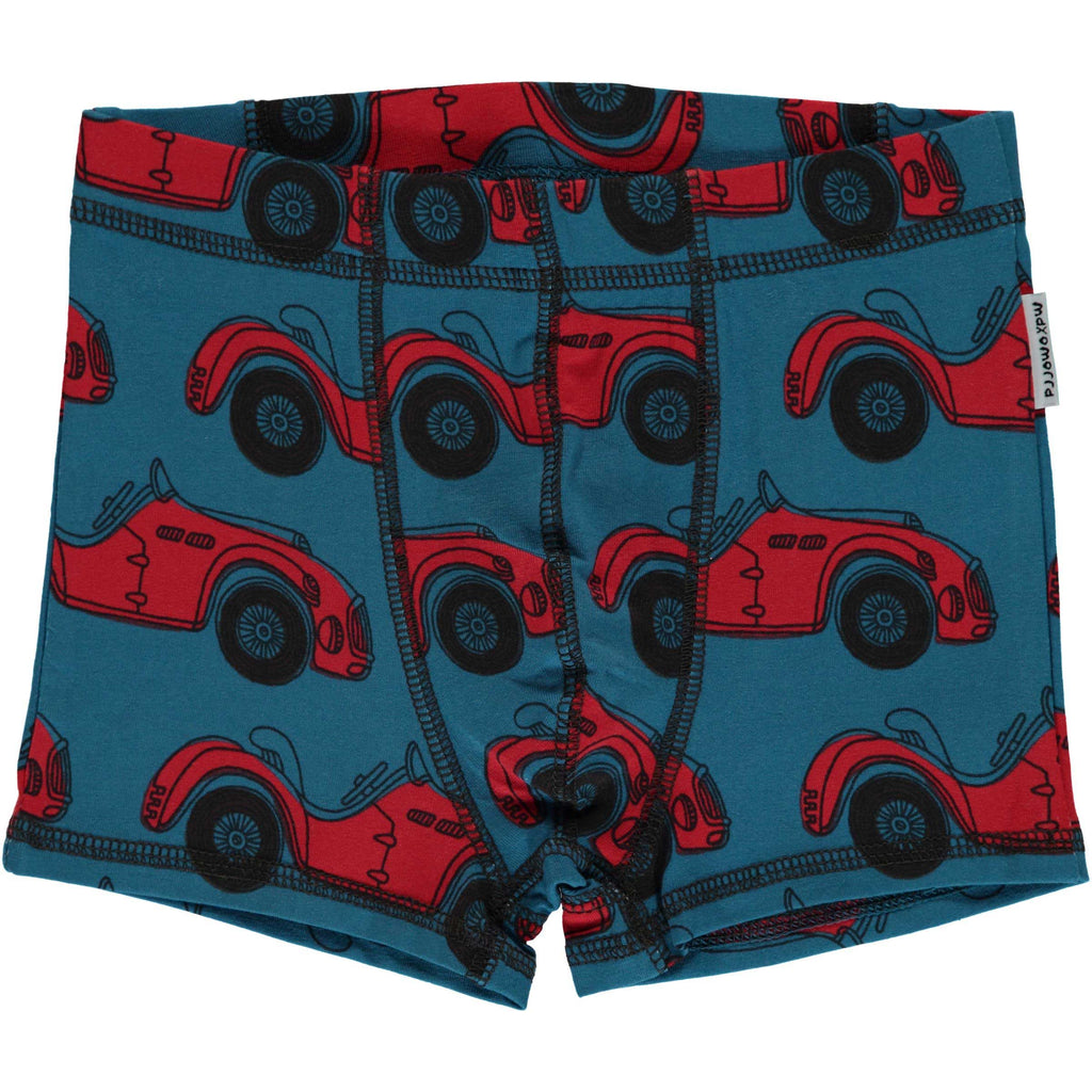 Red Car Boxers