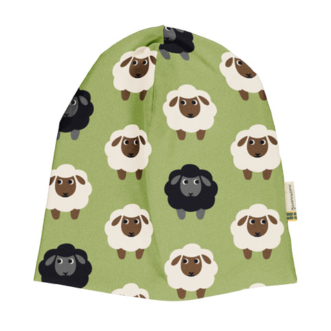 Spring Green Sheep Hat