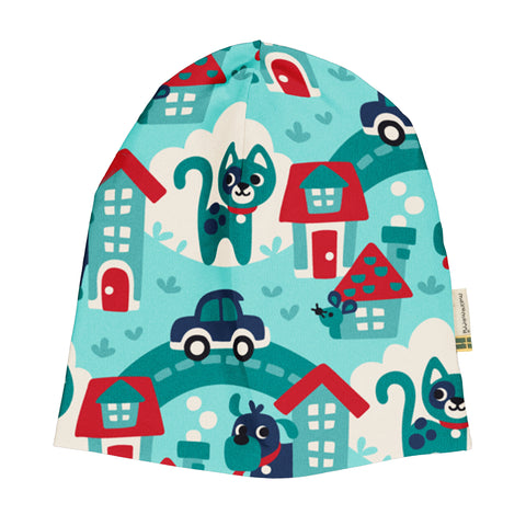 Teal Town Hat