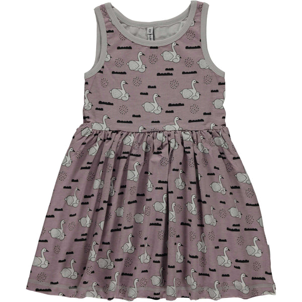Swan Twirly Dress