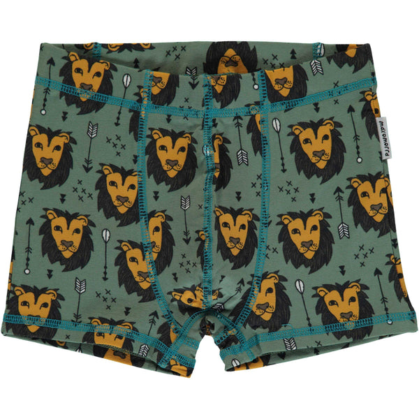 Lion Jungle Boxers