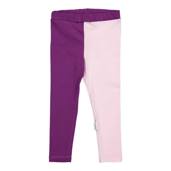 Purple and Lilac Leggings