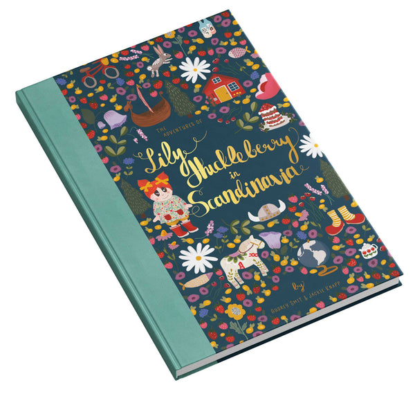Lily Huckleberry Book