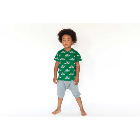 Snail Green T-Shirt