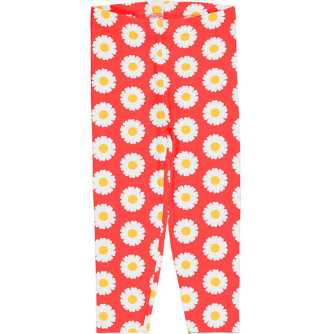 Daisy Cropped Leggings