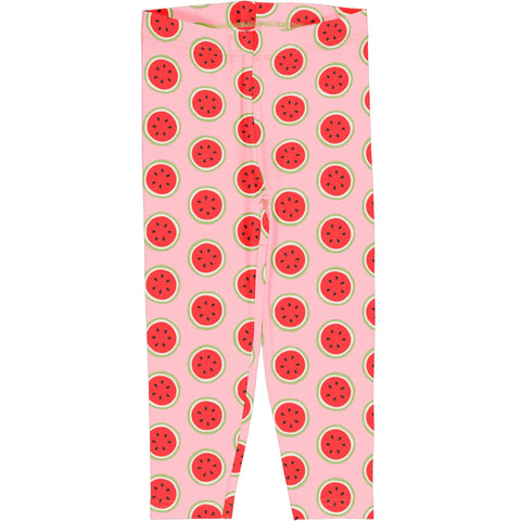 Cropped Watermelon Leggings