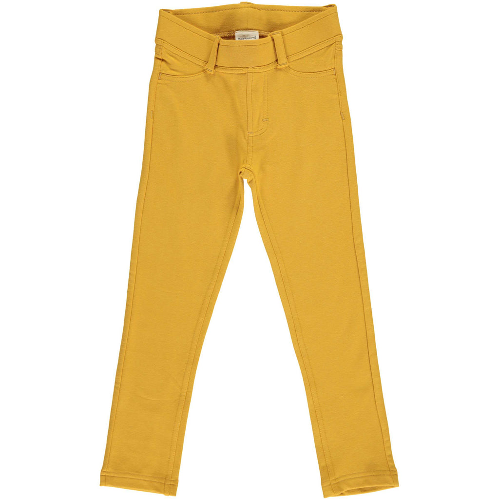 Treggings Sweat Ochre Pants
