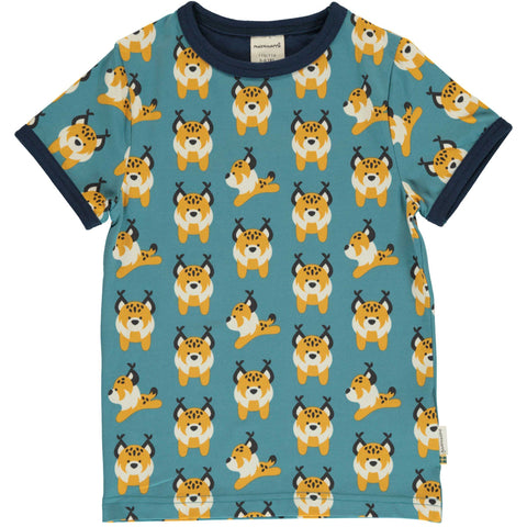 Lively Lynx T-Shirt