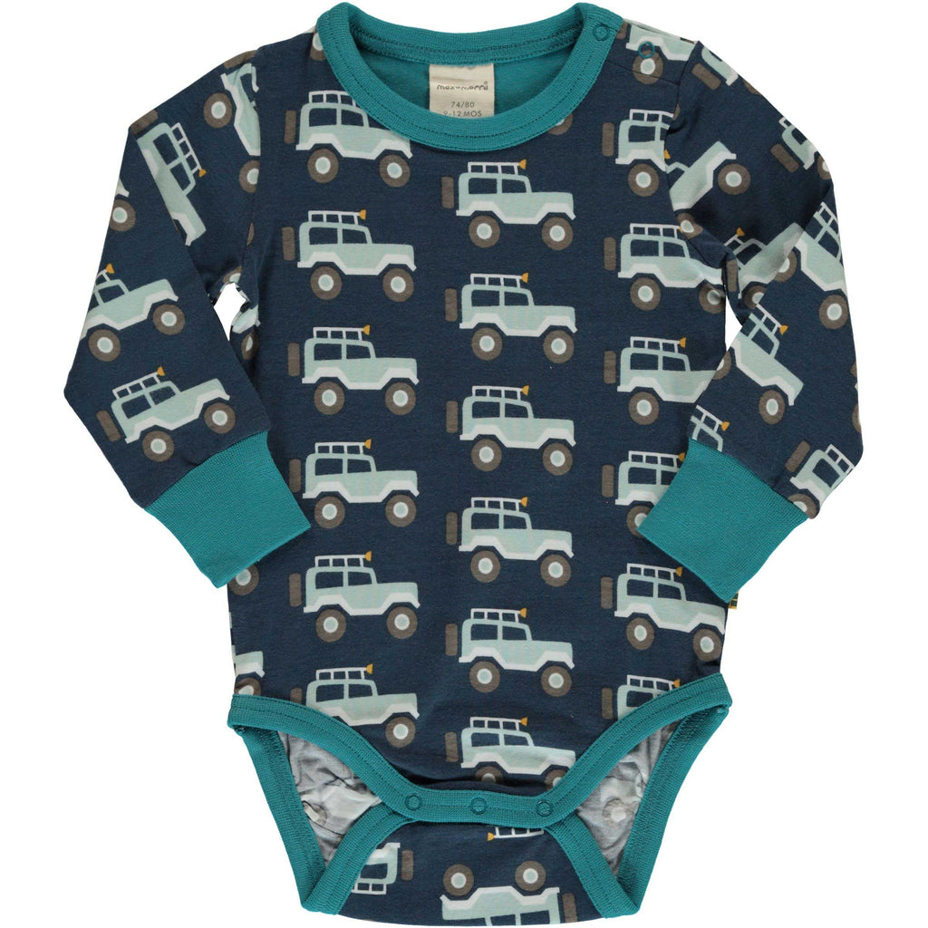 Jeep Adventure Onesie