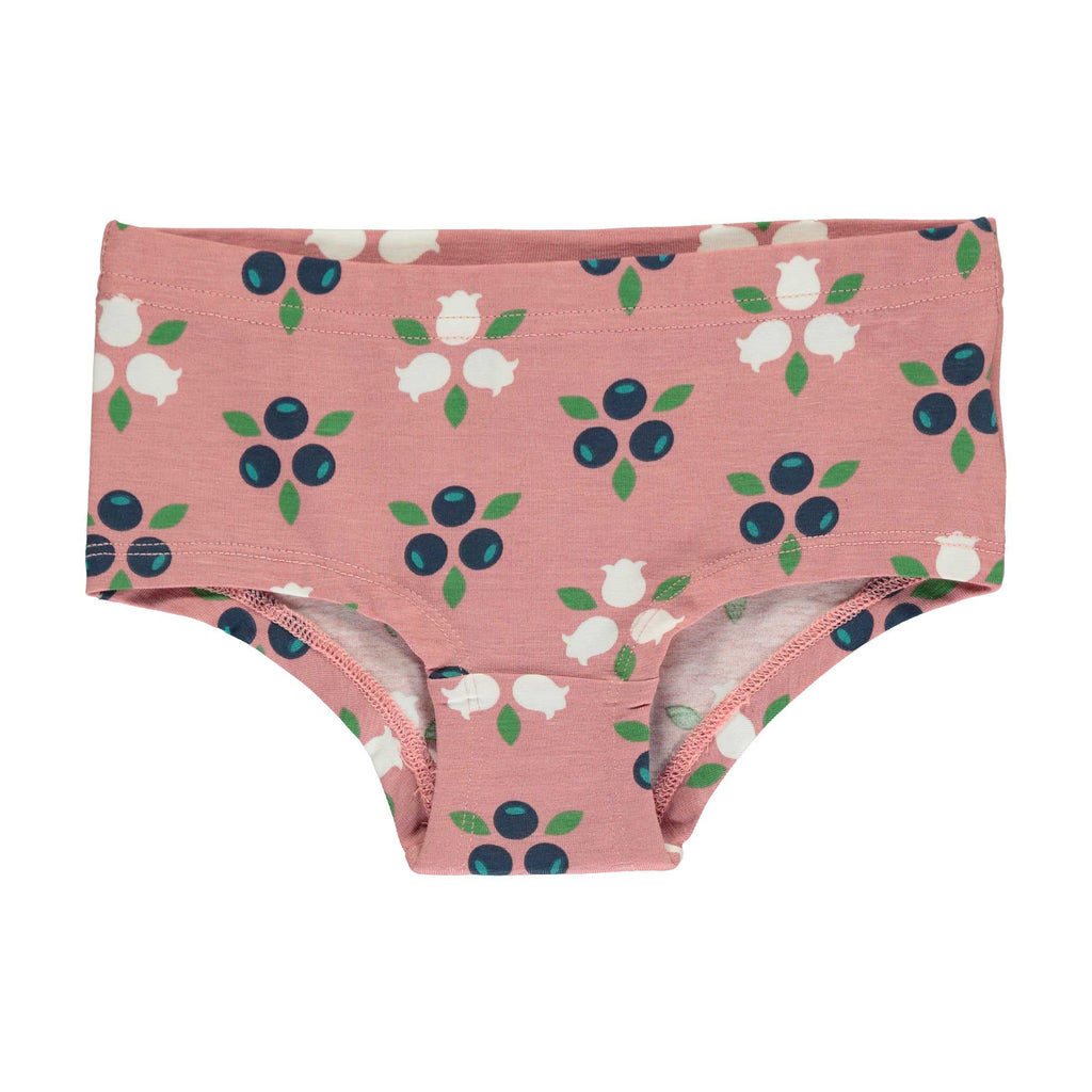 Blueberry Blossom Hipster Briefs