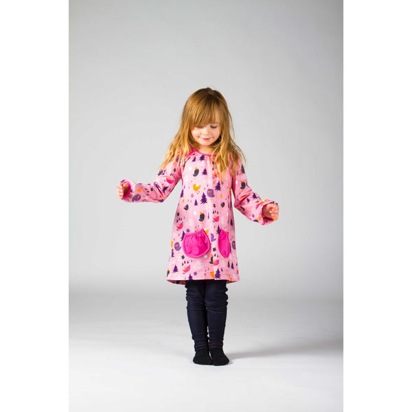 Birdie Long Sleeve Tunic