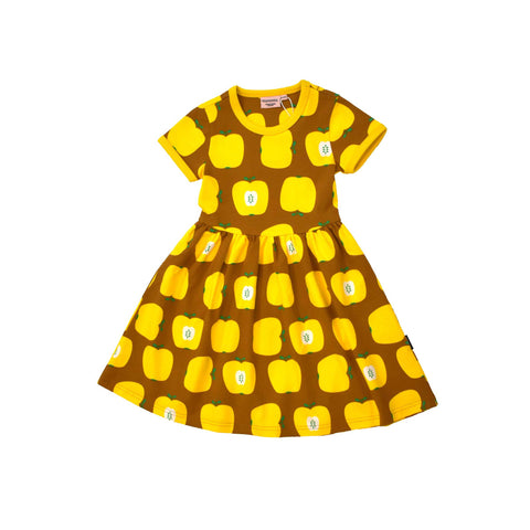 Retro Apples Dress