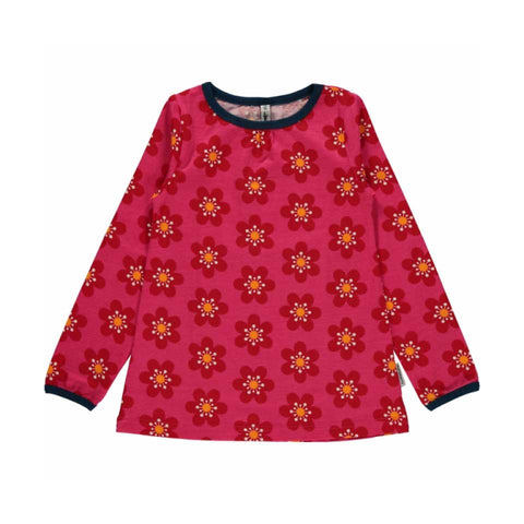 A-Line Pink Anemone Shirt