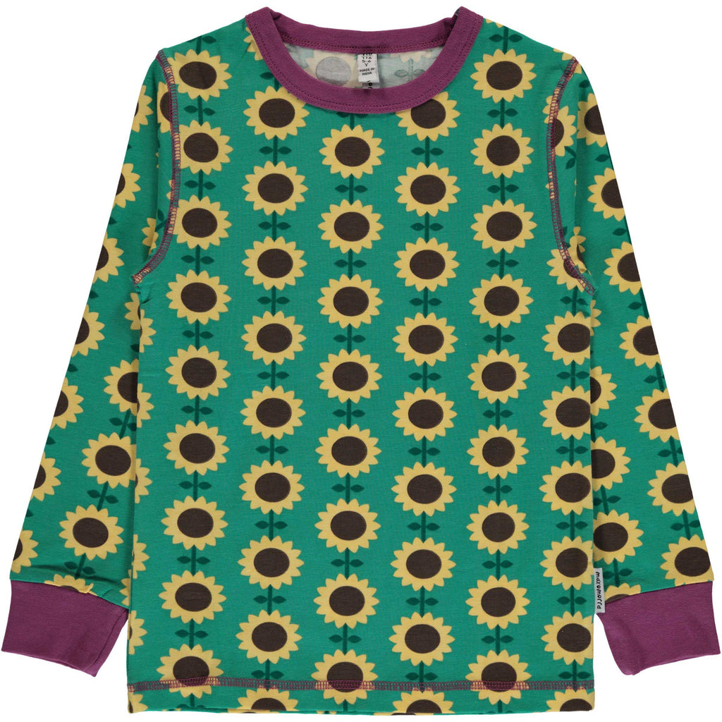 Sunflower Long Sleeve Shirt
