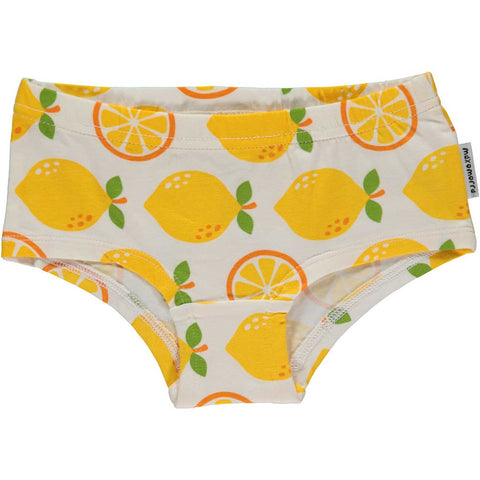 Lemon Hipster Briefs